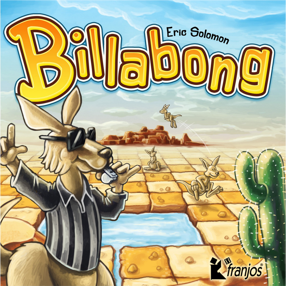 Billabong Cover